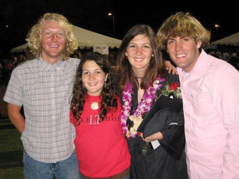 Corrie's APU Grad 2006